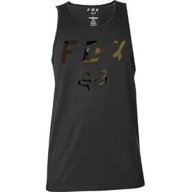Fox Cyanide Squad Premium Koszulka kolarska bez rękawów Mężczyźni czarny